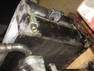 nettoyage radiateur voiture nettoyage du radiateur restauration de ma mini cooper 1992 comment. Black Bedroom Furniture Sets. Home Design Ideas